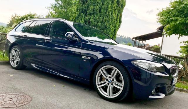 BMW M530d M Performance
